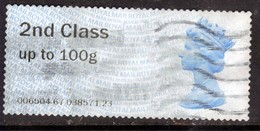 GB 2014 QE2 2nd Class Up To 100gms Post & Go ( 1314 ) - Great Britain
