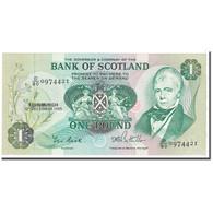 Billet, Scotland, 1 Pound, 1985, 1985-12-12, KM:111f, SPL - Ecosse
