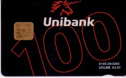 TARJETA TELEFONICA DE DINAMARCA. DD079A, Unibank Pension - TIRADA 5000 (005) - Dinamarca