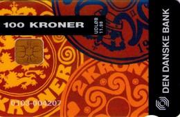 TARJETA TELEFONICA DE DINAMARCA. DD154A, Coins Mastercard - TIRADA 2000 (111) - Dinamarca