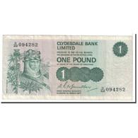 Billet, Scotland, 1 Pound, 1977, 1977-03-01, KM:204c, TB - Ecosse