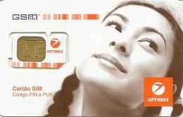 Mobile Phonecard Optimus GSM - Portugal - Portugal