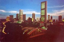 Singapore Business Center - Formato Grande Non Viaggiata – E 6 - Singapore