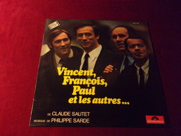 VINCENT FRANCOIS PAUL ET LES AUTRES   MUSIQUE PHILIPPE SARDE - Soundtracks, Film Music