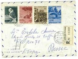 VATICANO - LETTERA PER DESSIE  ETHIOPIA - ANNO 1964 - Vatican