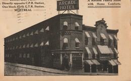 Arcade Hotel, Montreal, Quebec A Refined Family Hotel With Home Comforts - Montreal