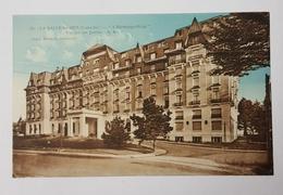 LA BAULE-SUR-MER    L'HERMITAGE HOTEL - VUE SUR LES JARDINS      DEPT 44 LOIRE ATLANTIQUE - La Baule-Escoublac