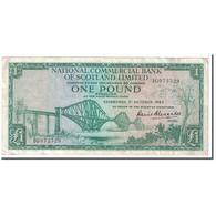 Billet, Scotland, 1 Pound, 1964, 1964-10-01, KM:269a, TB+ - [ 3] Scotland