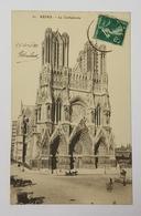 REIMS    LA CATHEDRALE    DEPT 51 MARNE - Reims