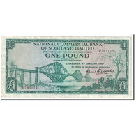 Billet, Scotland, 1 Pound, 1967, 1967-01-04, KM:271a, TTB - Ecosse
