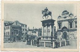 X3421 Venezia - Monumento A Colleoni / Non Viaggiata - Venezia (Venice)