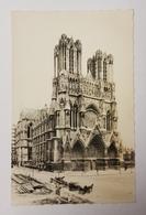 REIMS    LA CATHEDRALE AVANT LA GUERRE    DEPT 51 MARNE - Reims