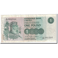 Billet, Scotland, 1 Pound, 1976, 1976-02-02, KM:204c, TB - Ecosse