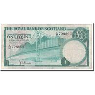 Billet, Scotland, 1 Pound, 1970, 1970-07-15, KM:334a, TB - [ 3] Schottland