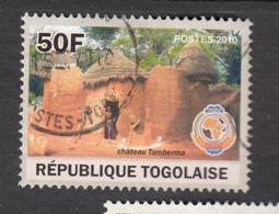 ##27, Togo, 2010, Habitation, Château, Castle - Togo (1960-...)