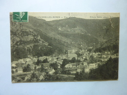 PLANCHER LES MINES - Vue Générale - Frankreich