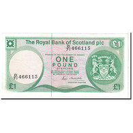 Billet, Scotland, 1 Pound, 1986, 1986-12-17, KM:341Ab, SPL - Ecosse
