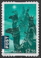 Australia 2016 Christmas $2.55 Self Adhesive Good/fine Used [37/31122/ND] - 2010-... Elizabeth II