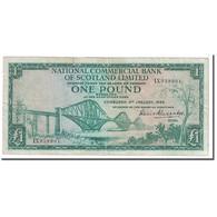 Billet, Scotland, 1 Pound, 1966, 1966-01-04, KM:269a, TB - Ecosse