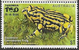 Australia 2016 Endangered Wildlife $1 Type 5 Sheet Stamp Good/fine Used [37/31124/ND] - 2010-... Elizabeth II
