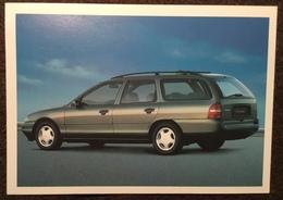 Ford Mondeo ~ Passenger Car - Toerisme