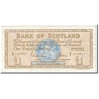 Billet, Scotland, 1 Pound, 1966, 1966-06-01, KM:105a, TTB - [ 3] Scotland