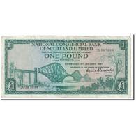 Billet, Scotland, 1 Pound, 1967, 1967-01-04, KM:271a, TB+ - [ 3] Scotland