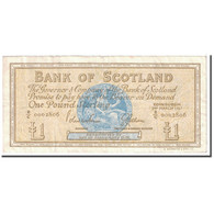 Billet, Scotland, 1 Pound, 1967, 1967-03-03, KM:105b, TTB - [ 3] Scotland