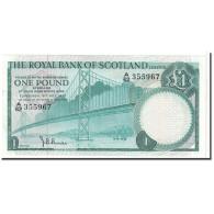 Billet, Scotland, 1 Pound, 1970, 1970-07-15, KM:334a, SPL - Ecosse