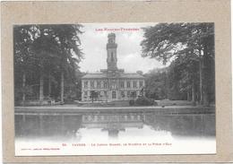 TARBES - 65 - Le Jardin Massey - Le Muséum Et La Pièce D'eau - ROUIL** - - Tarbes