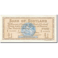 Billet, Scotland, 1 Pound, 1966, 1966-06-01, KM:105a, TTB+ - Ecosse