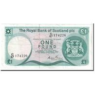 Billet, Scotland, 1 Pound, 1983, 1983-10-01, KM:341b, TTB - [ 3] Scotland