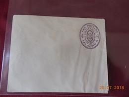 Entier Postal Sur Enveloppe.COCHIN ANCHAL - Inde (...-1947)