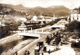 La Bourboule Vue Prise Du Casino 1943 CPM Ou CPSM - La Bourboule