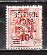 375**  Lion Héraldique Avec Préoblitération - Bonne Valeur - MNH** - COB 80 - LOOK!!!! - Unused Stamps