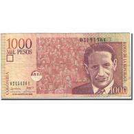 Billet, Colombie, 1000 Pesos, 2005, 2009-08-18, KM:456l, TB - Colombie