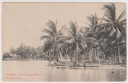 RAIATEA, Islas De La Sociedad / Îles De La Société. Targeta Postal Antigua / CPA / Vintage Postcard. No Viajada - Polinesia Francesa