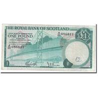 Billet, Scotland, 1 Pound, 1969, 1969-03-19, KM:329a, TB - Ecosse