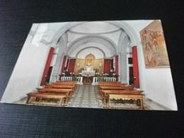 STORIA POSTALE  FRANCOBOLLO RESISTENZA ITALIA EGLISE CHIESA SANTUARIO MADONNA DELLA PIETRA CASTELNOVO NE' MONTI  RE - Chiese E Cattedrali