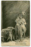 CPA - Carte Postale - France - Enfant - Petite Fille - Les Bulles De Savon ( CP4435 ) - Children