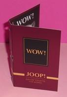 JOOP * WOW * ECHANTILLON - Modern (from 1961)