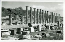TURKYE  TURKIYE  TURCHIA  BERGAMA  PERGAME  IZMIR  SMYRNE  Colonnades Ascleplon - Turchia