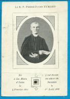 Relic   Reliquia   St. Pierre - Julien Eymard - Images Religieuses