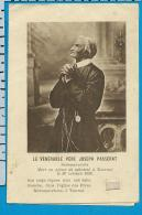 Relic   Reliquia   St. Joseph   Passerat - Images Religieuses