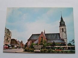 Sint-Antonius Kerk ( Spanjersberg ) Anno 19?? ( Zie Foto ) ! - Edegem
