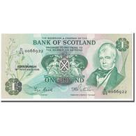 Billet, Scotland, 1 Pound, 1986, 1986-11-18, KM:111f, SPL - Ecosse