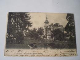 Cul-des-Sarts - Culdessarts // Propriete De M.Thomas Philippe // Used 1904 - Cul-des-Sarts