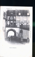 BERGUES   TIRAGE 1898 - Bergues