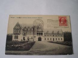 Steen //  Château De Rubens - Elewijt (Brabant) Belgique (ander Zicht) Used 1909 - Belgium