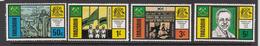 1978 Tanzania CCM Revolutionary Party Politics Complete Set Of 4 MNH Sg182 - Tanzania (1964-...)